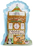 Becca's Barkery Bacon, Egg and Cheese Gourmet Dog Biscuits, 9-Ounce Bags (Pack of 6), My Pet Supplies