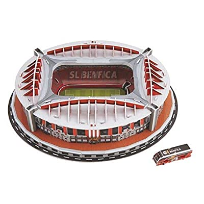 supperman 3D Puzzle (Benfica Stadium): Toys & Games