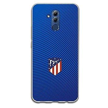 Carcasa Oficial Atlético de Madrid Ondea Azul Huawei Mate 20 ...
