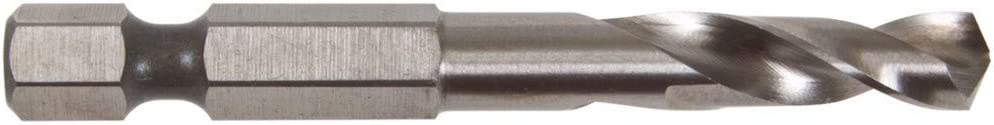 Metabo 627514000 627514000-Broca para Metal inserci/ón 1//4 HSS-G 2x47 mm Longitud de Trabajo 16 mm