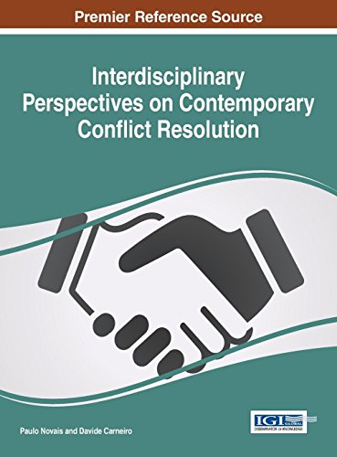 Interdisciplinary Perspectives on Contemporary Conflict Resolution (Advances in Linguistics and Communication Studies) by IGI Global