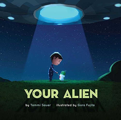 Books : Your Alien