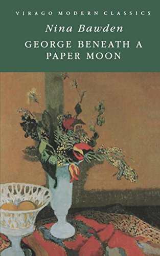 book cover of George Beneath a Paper Moon