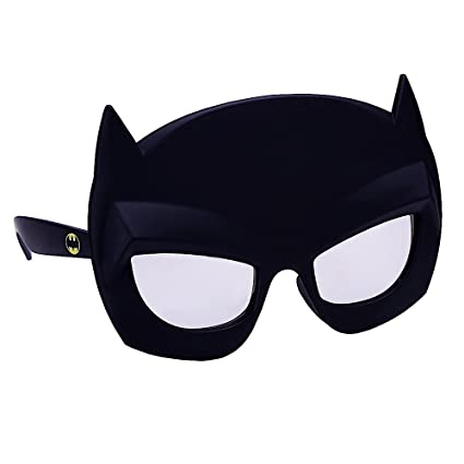 ade3c6e71c Image Unavailable. Image not available for. Color  Costume Sunglasses Lil   Characters Batman Mask Sun-Staches Party Favors UV400