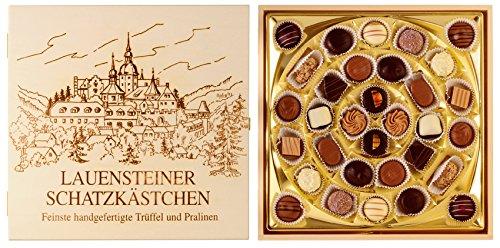 Lauenstein Confiserie Lauensteiner Schatzkästchen 400 g ohne Alkohol, 1er Pack (1 x 400 g)