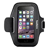 Belkin Sport-Fit Armband for iPhone 6 / 6S (Black / Overcast)