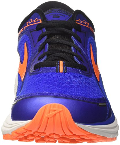 orange blue Rosso black Brooks 5 Da Aduro 1d494 Running Uomo Scarpe qSnnY8xZw0