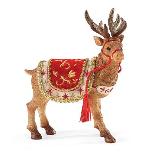 department 56 possible dreams accessories santas reindeer - Christmas Reindeer