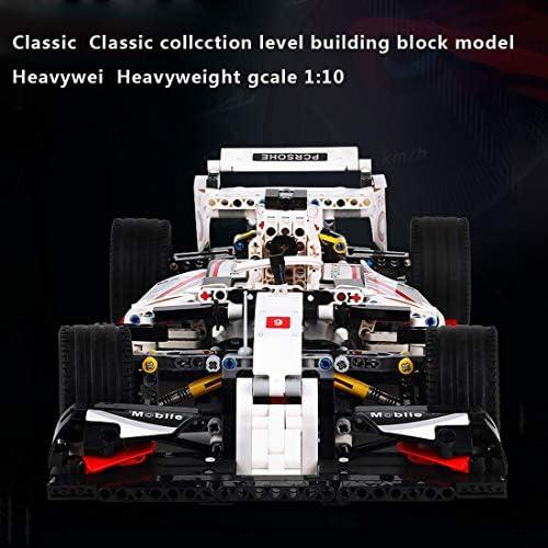 WEERUN Technic Voiture de Sport Modèle, 1235Pcs 1:10 Voiture de Course Voiturebloc de Construction Jouet de Voiture Compatible avec Lego