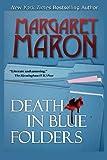 Death in Blue Folders, Margaret Maron, 0985910704