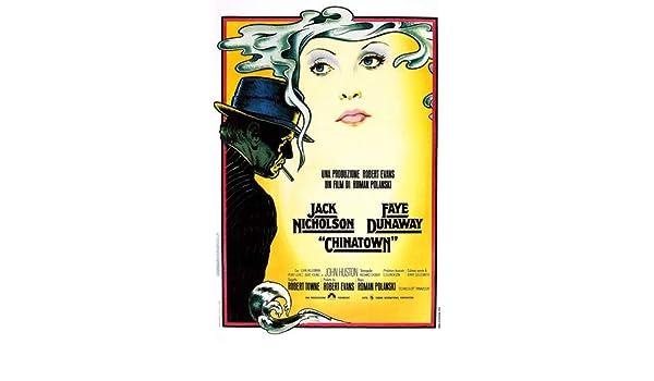 "Classic Movie Poster 1 Various Sizes /""Chinatown/""..Jack Nicholson Faye Dunaway.."