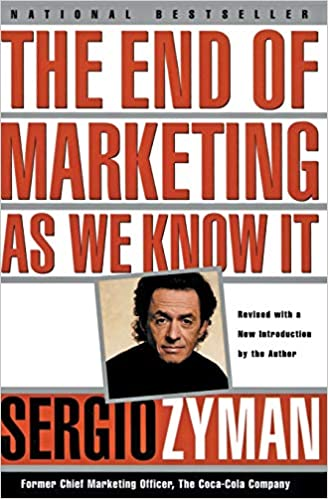 Book Title - The End of Marketing as We Know It