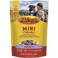 Zuke's 16oz. Natural Training Dog Treats (Rabbit Recipe)