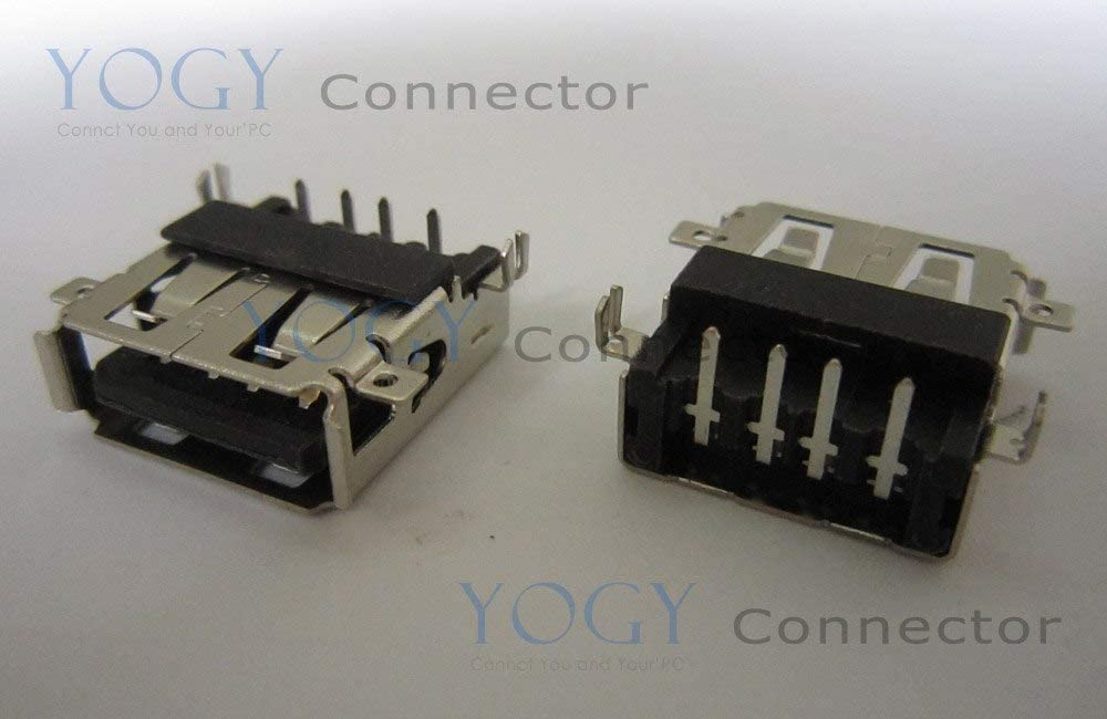 Gimax 1pcs USB Socket jack fit for sony vaio vgn-nw series laptop motherboard usb connector