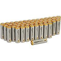AmazonBasics AA Performance Alkaline Batteries (48 Count)...
