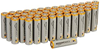 AmazonBasics AA Performance Alkaline Batteries (48 Count) - Packaging May Vary (B00MNV8E0C) | Amazon Products