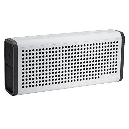 NIXON Blaster Bluetooth Speaker White/Blk/H028127-00 One Siz