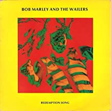 """Redemption Song / Redemption Song (Band Version) & I Shot The Sheriff (Recorded Live) - Bob Marley & The Wailers - UK Pressing [45rpm 12"""" Maxi Single]"""
