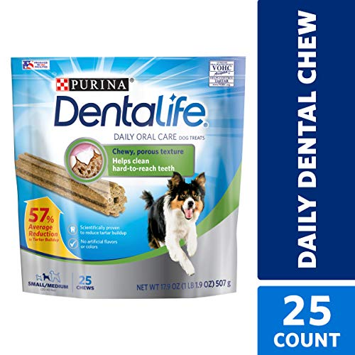 Purina DentaLife Made in USA Facilities Small/Medium
