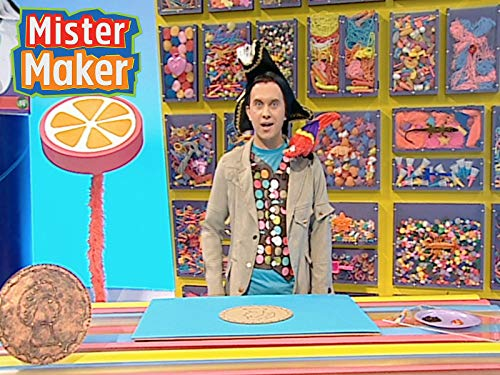 Mister Maker: Season 1 - Episode 8
