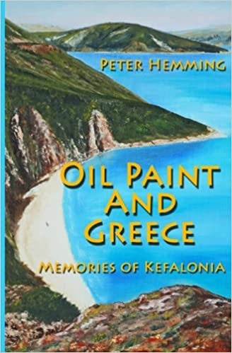 Oil Paint and Greece: Memories of Kefalonia