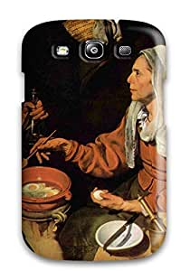 2015 Tpu Shockproof/dirt-proof Baroque Art Cover Case For Galaxy(s3) RFUKTB3UF4SRDK6D