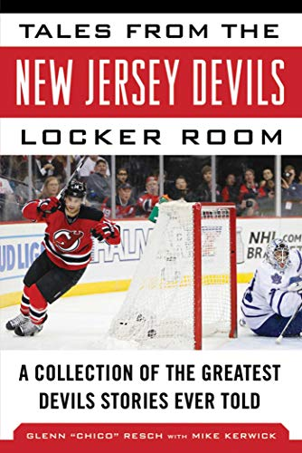 3rd Hockey Jersey - Tales from the New Jersey Devils Locker Room: A Collection of the Greatest Devils Stories Ever Told (Tales from the Team)