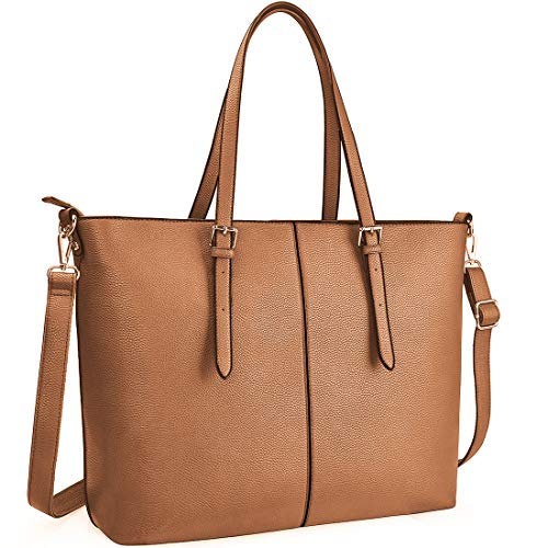 Laptop Tote Bag for Women 15.6 I...