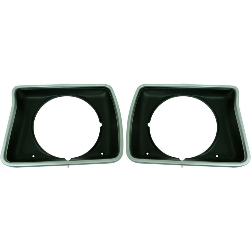 Headlight Door for Ford Bronco 78-79 RH and LH Full-size w//Round Headlamps