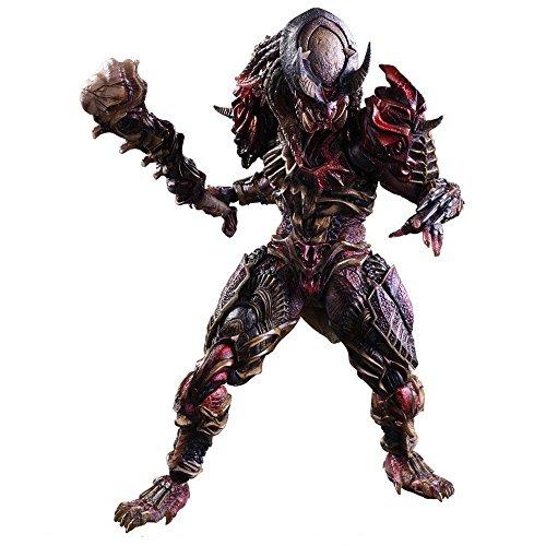 [Shalleen Square Enix Variant Play Arts Kai Alien Predator Statue Series Action Figure Toy] (Spaceball Costumes Sale)