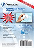 PgMP Exam Review : Flashcards, Tony Johnson, MBA, PMP, PgMP, 0978723023