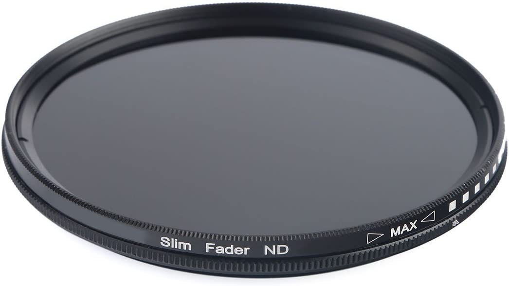 46 mm Filter Thread 46mm Variable Neutral Density Slim ND ND2 to ND400 Filter For Sigma Olympus Panasonic Lumix Four Thirds Micro 4//3 Lenses