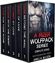 A Rizer Wolfpack Series: Complete Shifter Romance Series