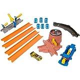 Hot Wheels Track Builder Blast Mission Track Set