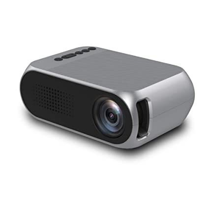HBOY - Mini proyector LED HD 1080P con batería integrada: Amazon ...