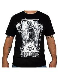 "Hardcore Apparel Men's Thy Art Is Murder ""Evil Priest"" T-Shirt"