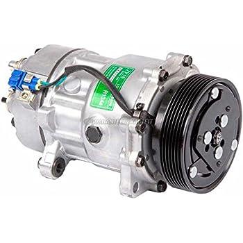 AC Compressor & A/C Clutch For VW Golf & Jetta - BuyAutoParts 60-01477NA NEW
