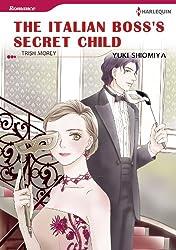 The Italian Boss's Secret Child (Harlequin comics)