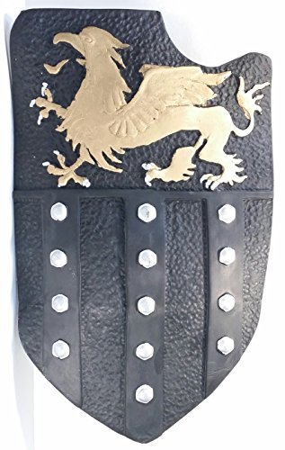 Medieval Griffin Jousting Knight Foam Costume Prop Shield LARP (Medieval Foam Larp Shield)