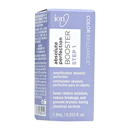 Ion Absolute Perfection Booster Step 1 - Color Booster