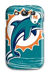 AnthonyR Premium Protective Hard Case For Galaxy S3- Nice Design - Miamiolphins 4 by mcsharks