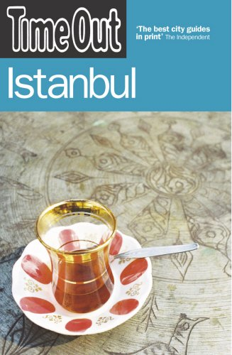 Time Out Istanbul (Time Out Guides)