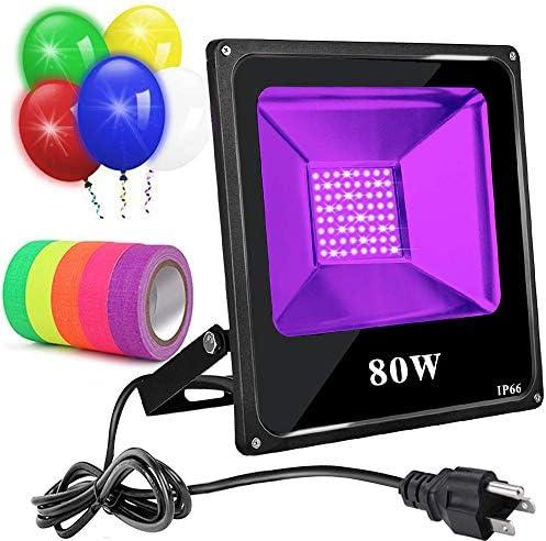 Blacklight Balloons Waterproof Ultraviolet Fluorescent product image