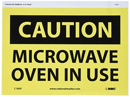 NMC C180P OSHA Sign, Legend
