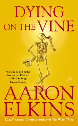 Dying on the Vine (The Gideon Oliver Mysteries Book 17)