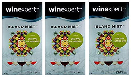 (Green Apple Riesling (Island Mist) (3-Pack))