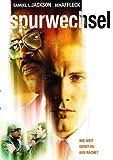 Changing Lanes Movie Poster (27 x 40 Inches - 69cm x 102cm) (2002) German -(Ben Affleck)(Samuel L. Jackson)(Toni Collette)(Sydney Pollack)(William Hurt)(Amanda Peet)