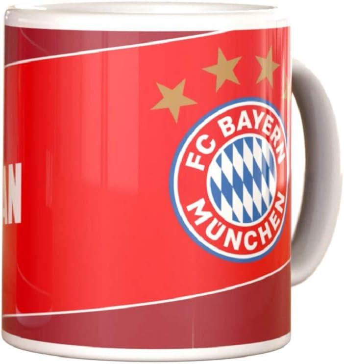 FC Bayern M/ünchen Spr/üchetasse Spr/üche Tasse