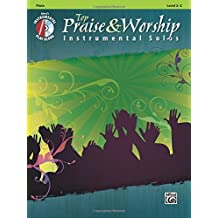 Top Praise and Worship Instrumental Solos: Flute, Book and CD