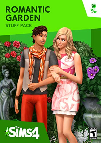 (The Sims 4 - Romantic Garden Stuff [Online Game Code])